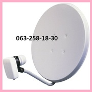 ТВ спутниковое украина установка спутникового телевидения